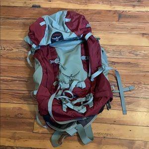 Osprey 48L pack
